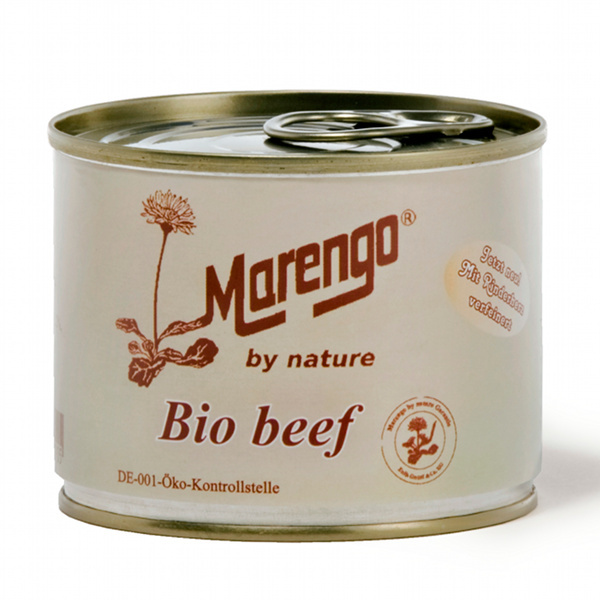 Bio beef by nature 6x200g